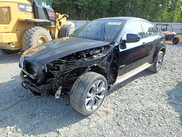 BMW X6 XDRIVE5 2012 5UXFG8C57CL590839